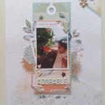September Memory Keeping Guest Recap | Belen Barrios