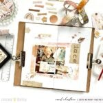 Adorable Die Cuts from the Umber and Gold Collection