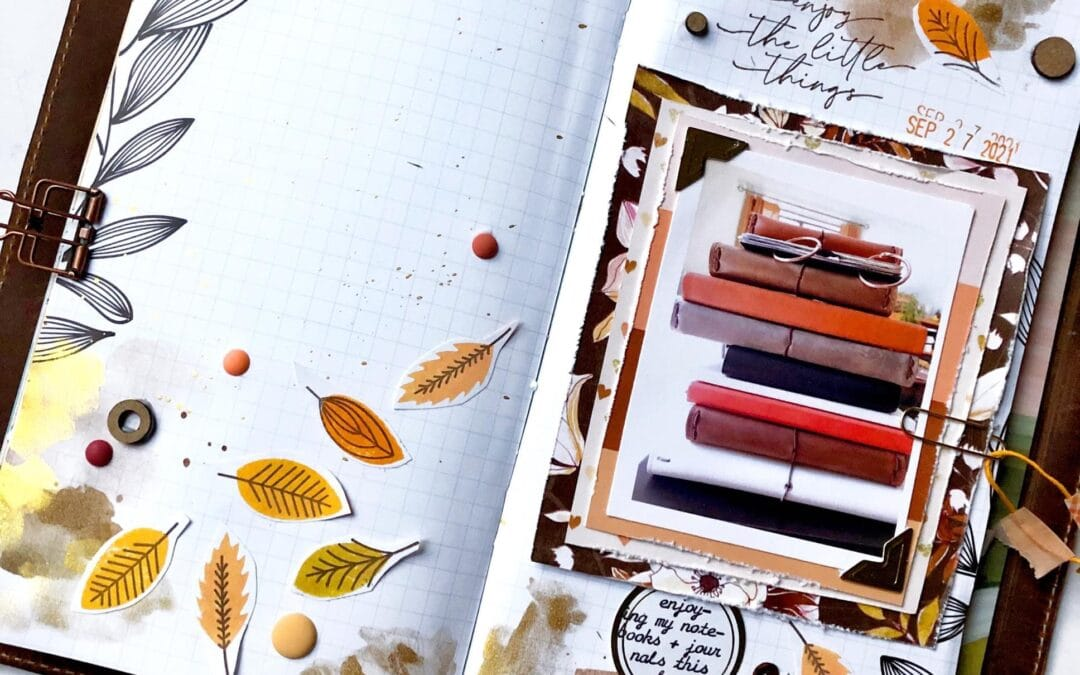 Feel the Fall Vibes of the Umber and Gold Collection