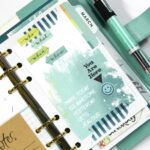 Keeping Track of Project Life Pics Inside Your Planner!