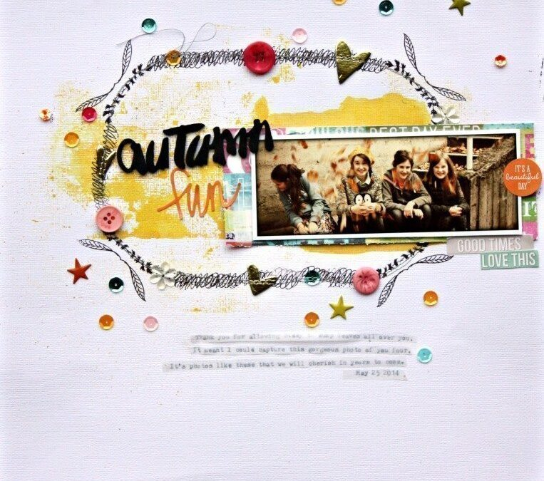 Tips & Tricks – Border Stamping