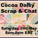 2nd May – Join us for a 'Scrap & Chat' Day