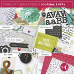 Journal Entry, our February kit collection