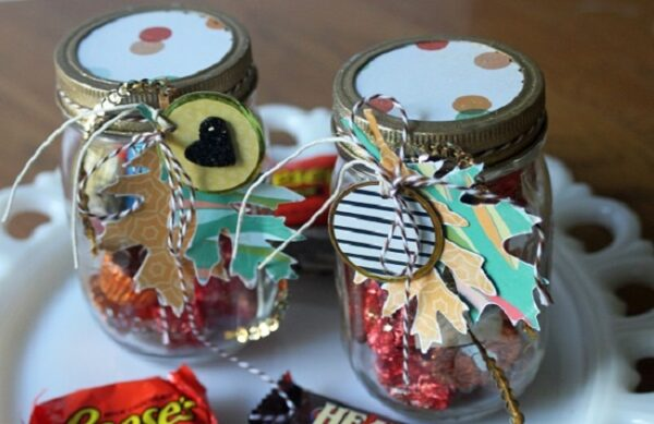 Candy Daydream Jars