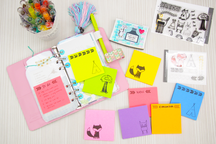 DIY Ideas For Your Planners | Cocoa Daisy