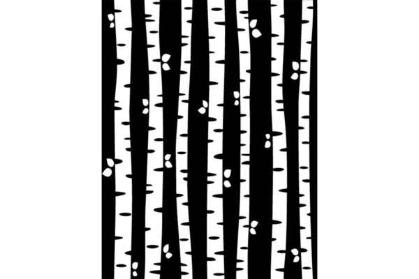 Forest for the Trees stamp