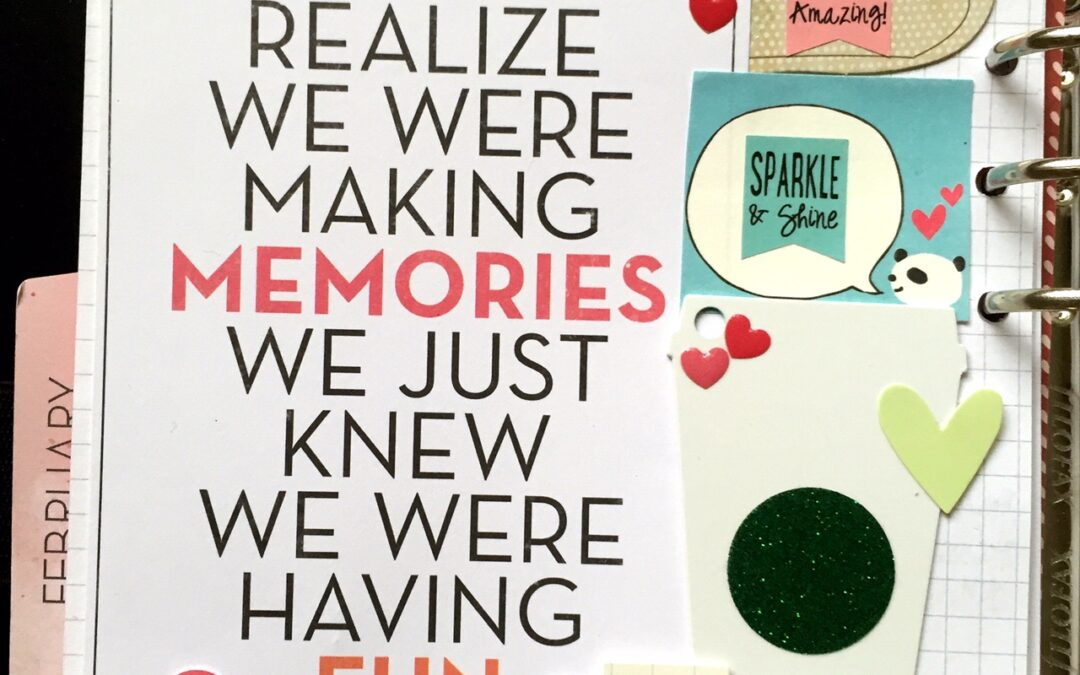 Quotes and Motivation in your planner!