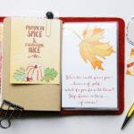 Pocket Traveler's Notebook Setup