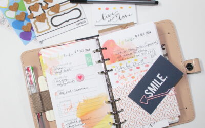 Planner Love at First Sight!