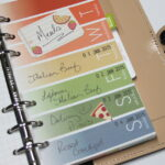Pretty Planner Pages…