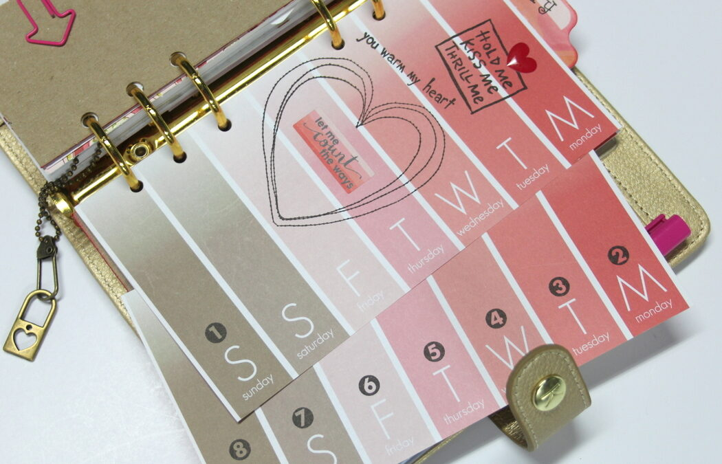 Love is in the…Planner!