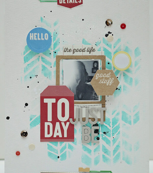 Tips & Tricks: Don't Forget You In Your Scrapbooks!