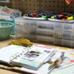 Creating with the May Planner Add-On Kit!