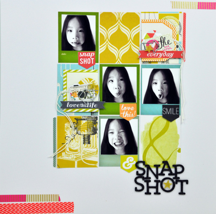 Martha Bonneau August CD Snap Shot