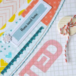 Designers Challenge June : Stitch It Up