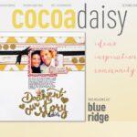 October's Cocoa Daisy Magazine