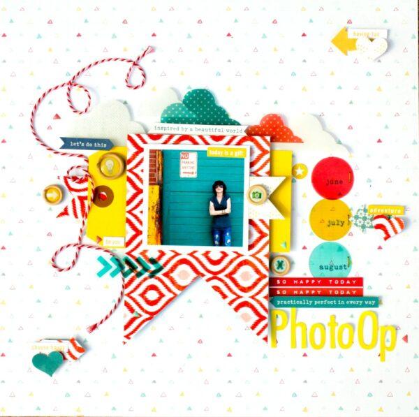 Photo Op Cassie Box Cocoa Daisy