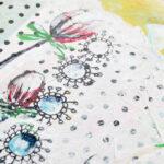 Light Bulb Moment… in the Art Journal!