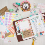Stretch Your Daisy Day Planner Pages