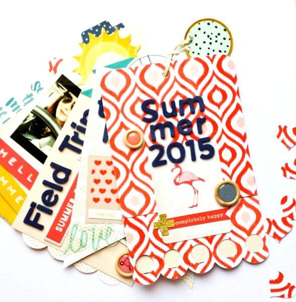 Summer Mini by Cassie Box for Cocoa Daisy