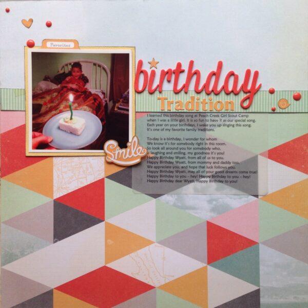 birthdaytradition