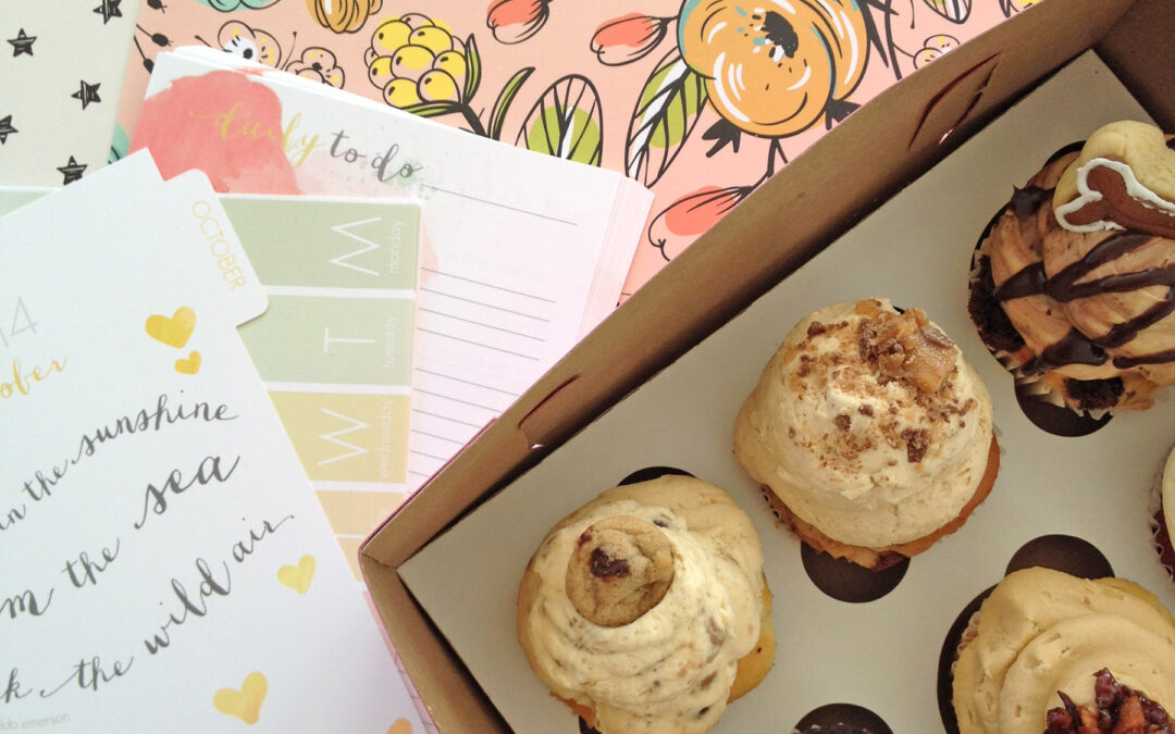 Pretty Paper and Cupcakes