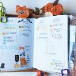 Plan with me using the November kit