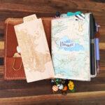 Easy Traveler's Notebook Dashboards