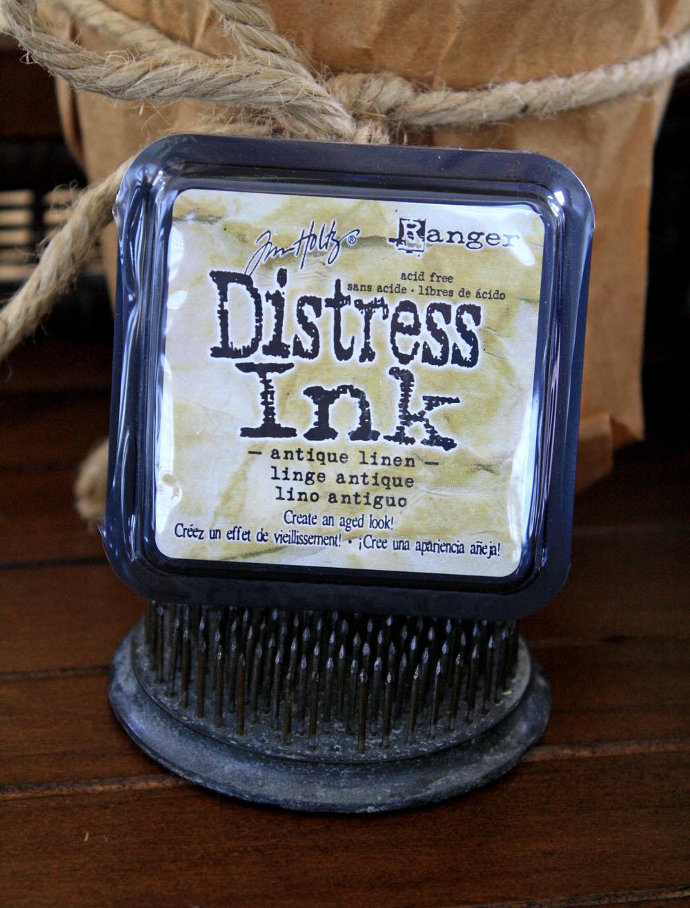 Tim Holtz Distress Ink Antique Linen