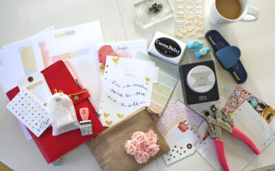 Daisy Day Planner: Setting up your planner