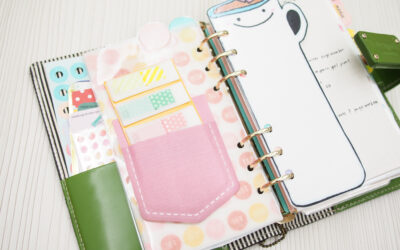 MORE Pockets For Your Planner