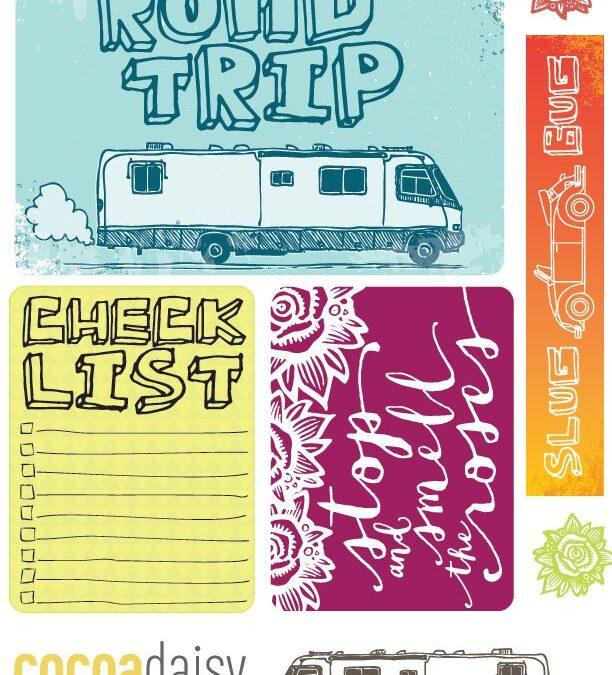 Our July Freebie: Road Trip