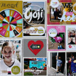 August – Project Life